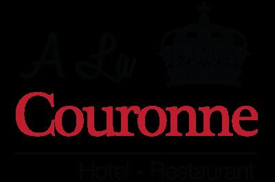 A Schaeffersheim, l'Hôtel-Restaurant à La Couronne dans le ried proche de Obernai et Erstein